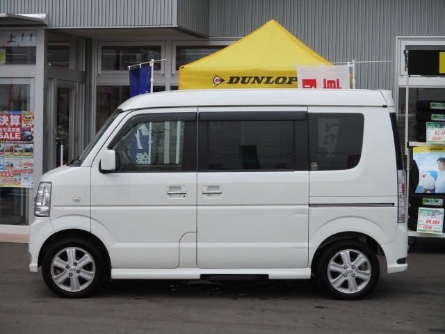 「スズキ」「エブリイワゴン」「軽自動車」「富山県」の中古車5