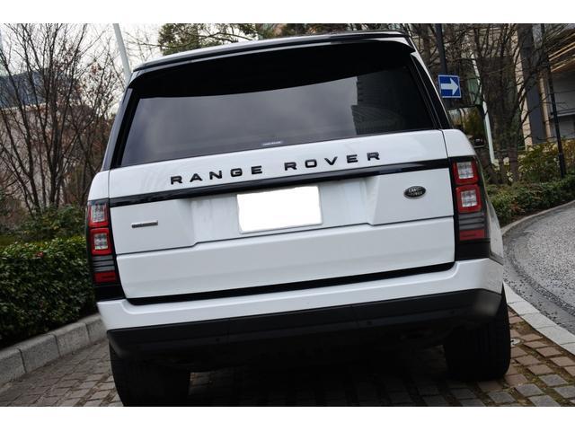 「ランドローバー」「レンジローバー」「SUV・クロカン」「愛知県」の中古車