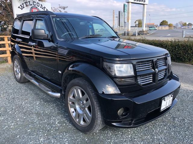 「ダッジ」「ナイトロ」「SUV・クロカン」「愛知県」の中古車