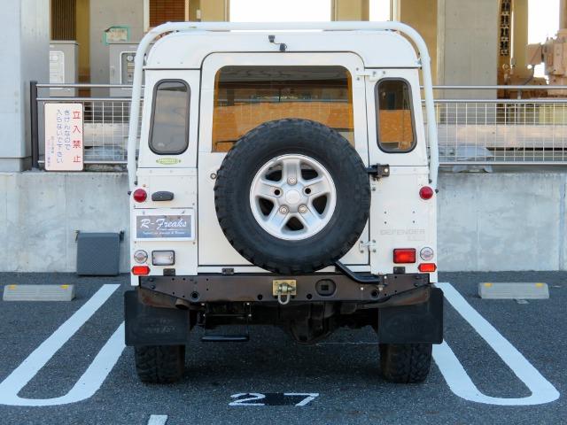 「ランドローバー」「ディフェンダー」「SUV・クロカン」「埼玉県」の中古車