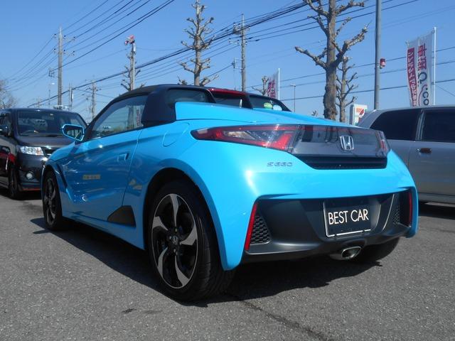 「ホンダ」「S660」「オープンカー」「千葉県」の中古車