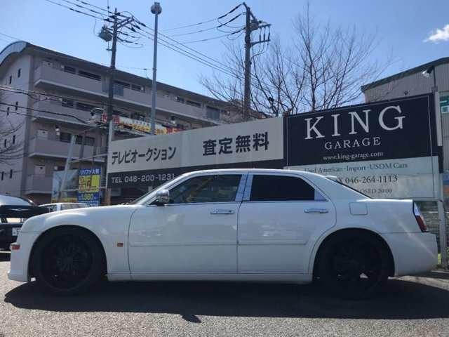「クライスラー」「300」「セダン」「神奈川県」の中古車