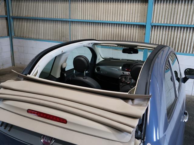 「フィアット」「500C」「オープンカー」「福岡県」の中古車
