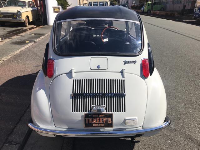 「スバル」「360」「コンパクトカー」「静岡県」の中古車4
