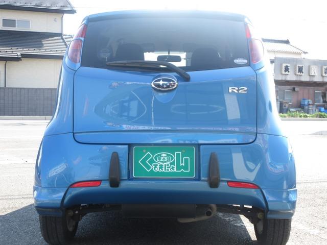 「スバル」「R2」「コンパクトカー」「群馬県」の中古車6