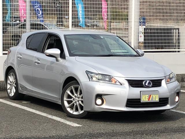 「レクサス」「CT200h」「コンパクトカー」「宮城県」の中古車3