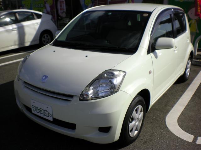 「トヨタ」「パッソ」「コンパクトカー」「佐賀県」の中古車