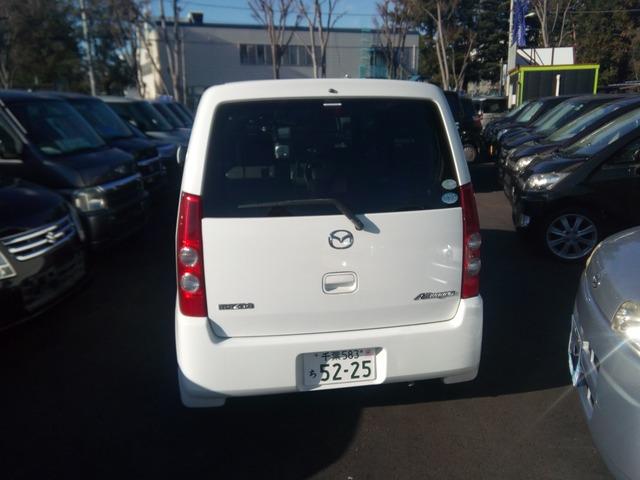 「マツダ」「AZ-ワゴン」「コンパクトカー」「東京都」の中古車