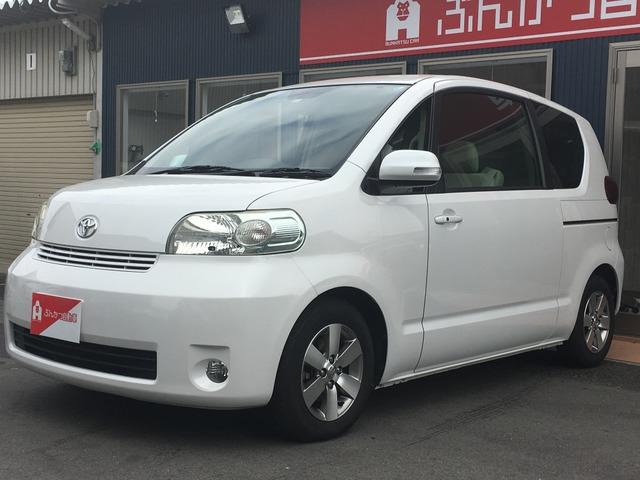 「トヨタ」「ポルテ」「コンパクトカー」「大阪府」の中古車4