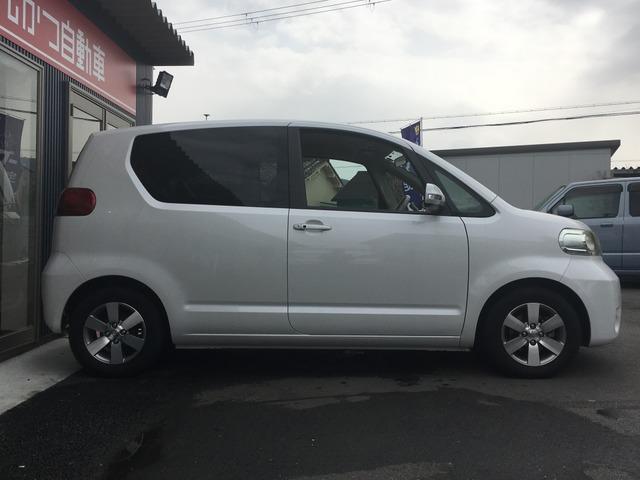 「トヨタ」「ポルテ」「コンパクトカー」「大阪府」の中古車7