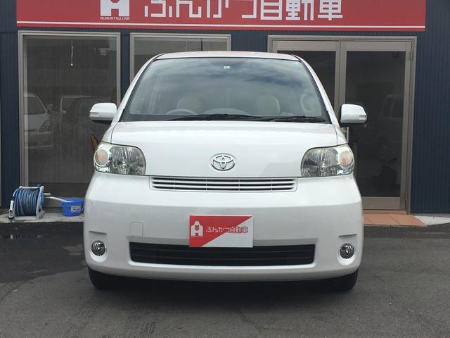「トヨタ」「ポルテ」「コンパクトカー」「大阪府」の中古車