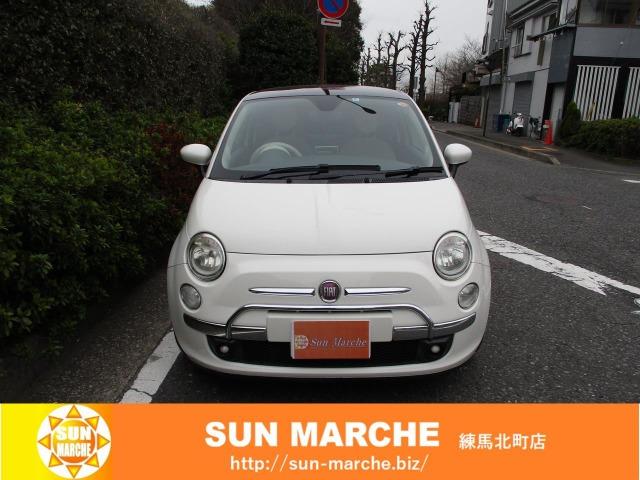 「フィアット」「500」「コンパクトカー」「東京都」の中古車