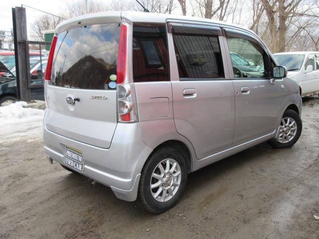 「スバル」「ステラ」「コンパクトカー」「北海道」の中古車