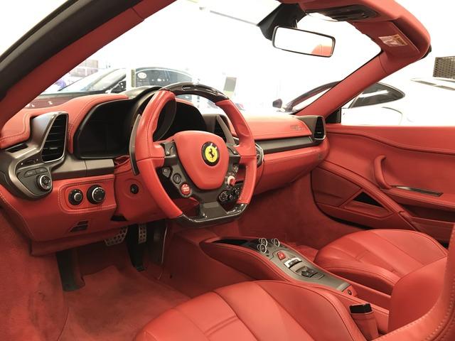 「フェラーリ」「458スパイダー」「オープンカー」「東京都」の中古車