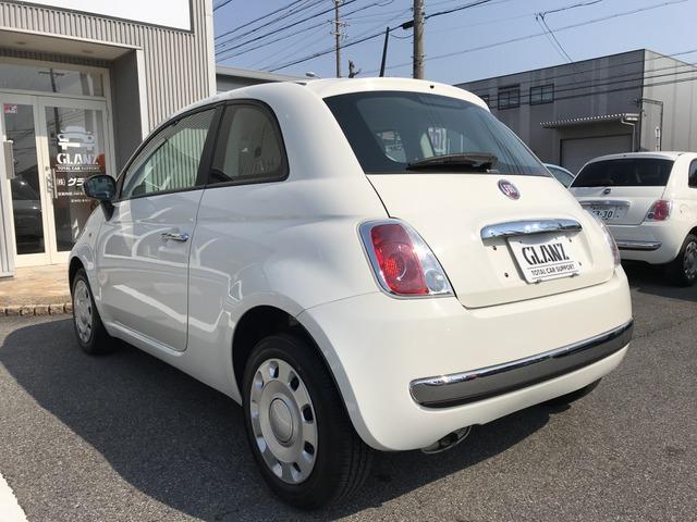「フィアット」「500」「コンパクトカー」「愛知県」の中古車