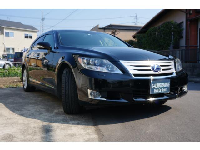 「レクサス」「LS600h」「セダン」「愛知県」の中古車7