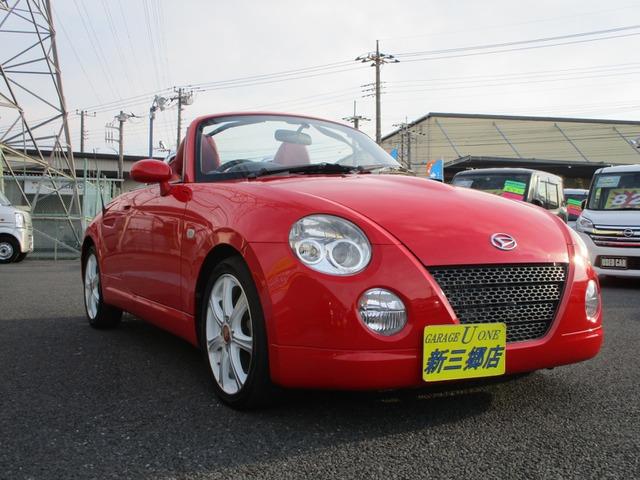 「ダイハツ」「コペン」「オープンカー」「埼玉県」の中古車