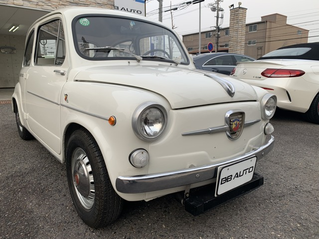 「アバルト」「その他」「コンパクトカー」「愛知県」の中古車6