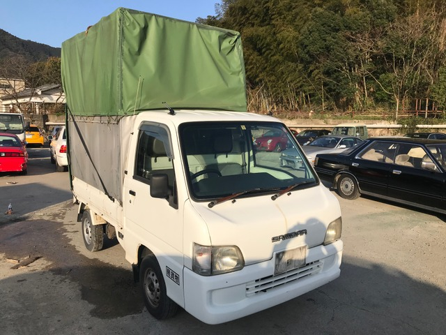 「スバル」「サンバートラック」「トラック」「福岡県」の中古車