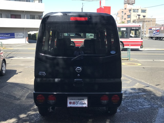「日産」「クリッパーリオ」「コンパクトカー」「東京都」の中古車6