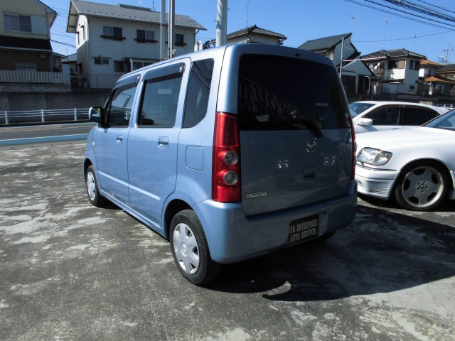 「マツダ」「AZ-ワゴン」「コンパクトカー」「栃木県」の中古車9