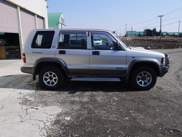「その他」「ビッグホーン」「SUV・クロカン」「北海道」の中古車4