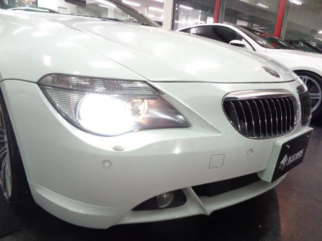 「BMW」「650iカブリオレ」「オープンカー」「大阪府」の中古車