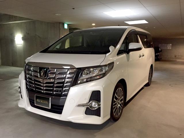 「トヨタ」「アルファード」「ミニバン・ワンボックス」「福岡県」の中古車