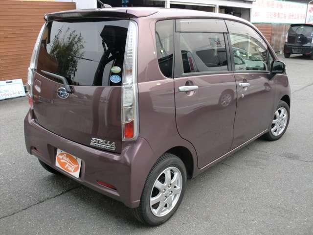 「スバル」「ステラ」「コンパクトカー」「岐阜県」の中古車