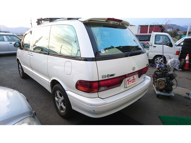 「トヨタ」「エスティマ」「ミニバン・ワンボックス」「神奈川県」の中古車