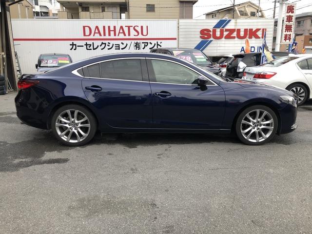 「マツダ」「アテンザ」「セダン」「福岡県」の中古車7