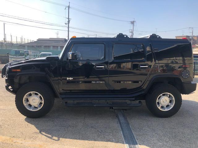 「ハマー」「H2」「SUV・クロカン」「大阪府」の中古車9