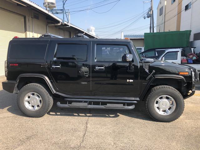 「ハマー」「H2」「SUV・クロカン」「大阪府」の中古車8