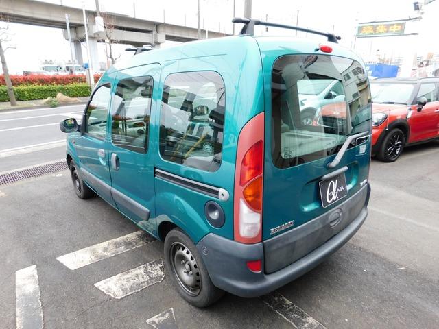 「ルノー」「カングー」「ミニバン・ワンボックス」「千葉県」の中古車