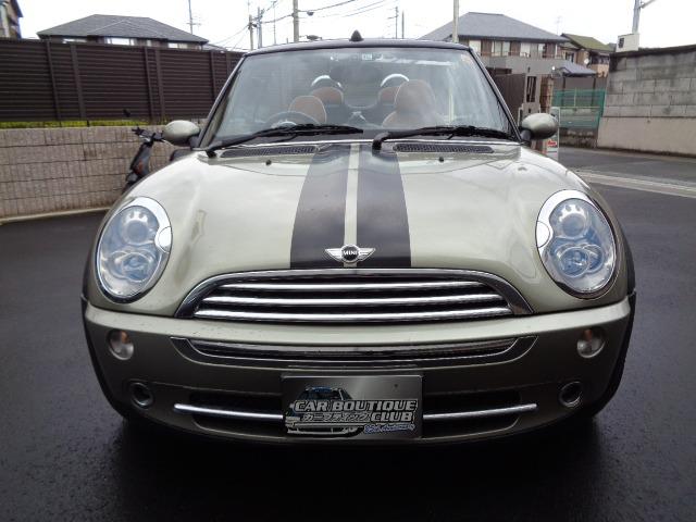 「MINI」「ミニコンバーチブル」「オープンカー」「兵庫県」の中古車
