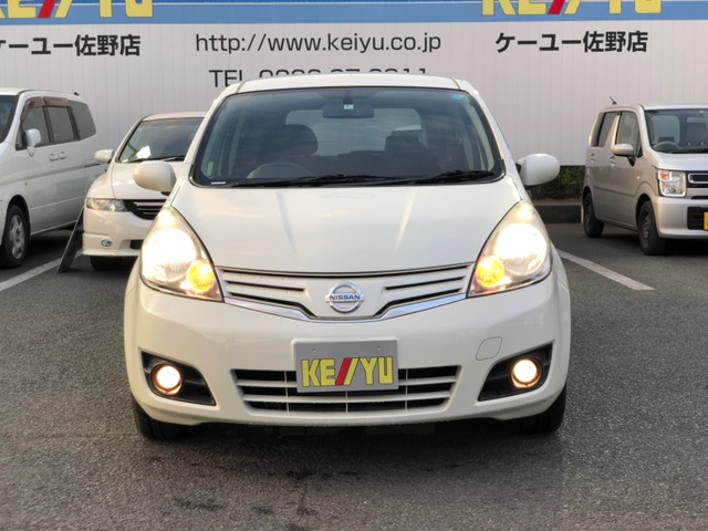 「日産」「ノート」「コンパクトカー」「栃木県」の中古車