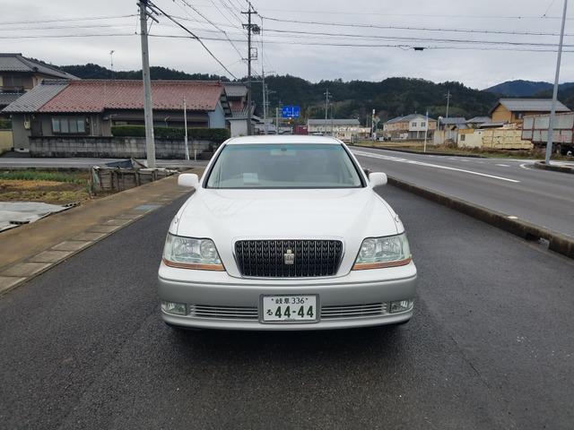 「トヨタ」「クラウンマジェスタ」「セダン」「岐阜県」の中古車