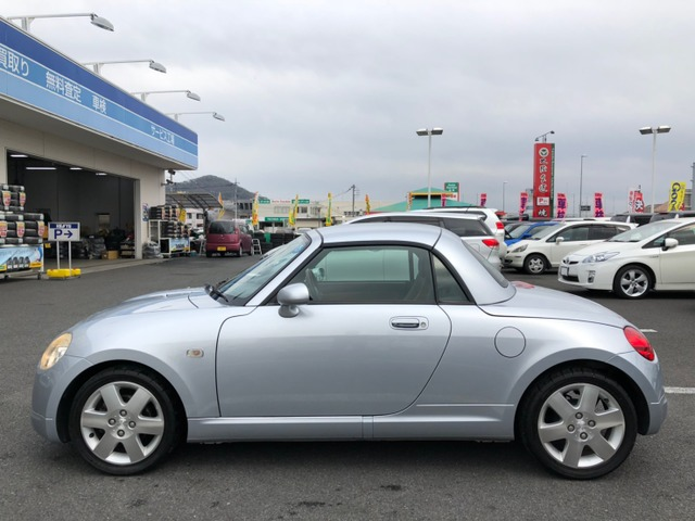 「ダイハツ」「コペン」「オープンカー」「栃木県」の中古車