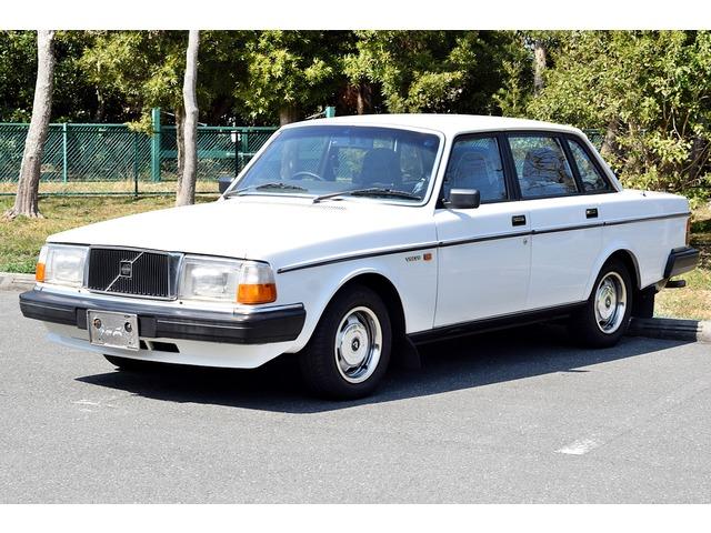 「ボルボ」「240」「セダン」「静岡県」の中古車10