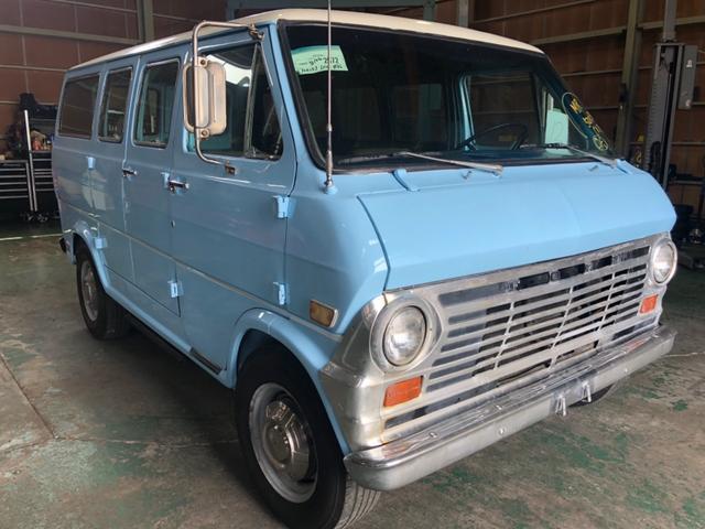 「フォード」「エコノライン」「ミニバン・ワンボックス」「静岡県」の中古車2