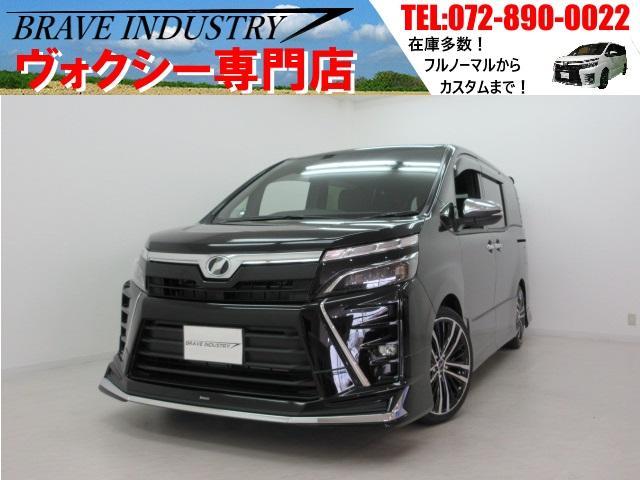 「トヨタ」「ヴォクシー」「コンパクトカー」「大阪府」の中古車