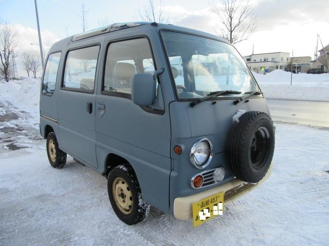 「スバル」「サンバーディアス」「コンパクトカー」「神奈川県」の中古車