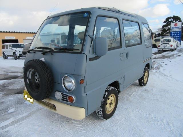 「スバル」「サンバーディアス」「コンパクトカー」「神奈川県」の中古車5