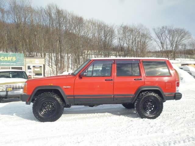 「ジープ」「チェロキー」「SUV・クロカン」「北海道」の中古車5