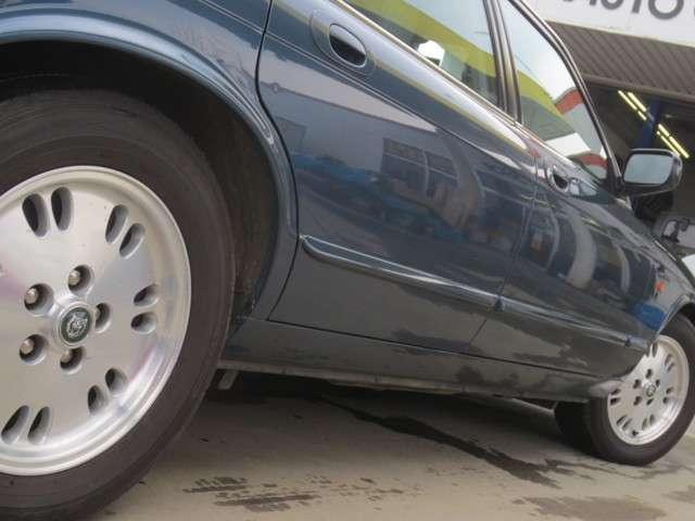 「ジャガー」「XJ」「セダン」「北海道」の中古車