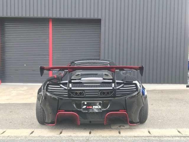 「マクラーレン」「MP4-12Cスパイダー」「オープンカー」「福岡県」の中古車