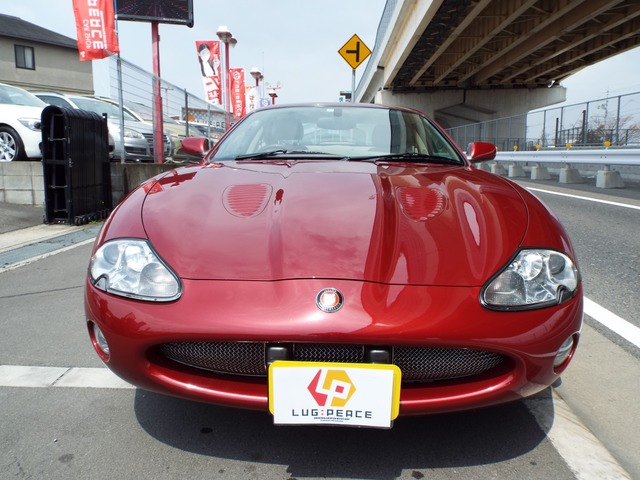 「ジャガー」「XKクーペ」「クーペ」「大阪府」の中古車