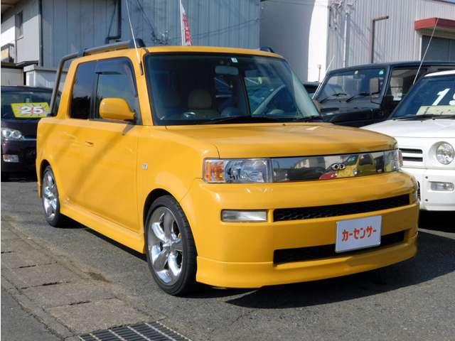 「トヨタ」「bB」「SUV・クロカン」「佐賀県」の中古車5
