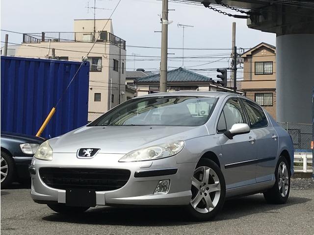 「プジョー」「407」「セダン」「神奈川県」の中古車2