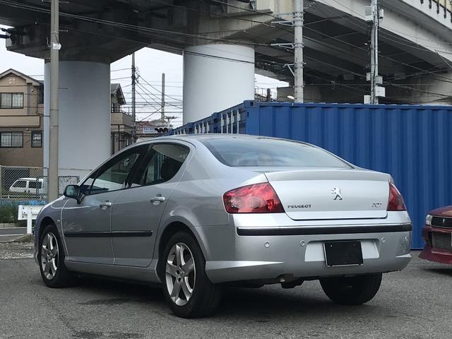 「プジョー」「407」「セダン」「神奈川県」の中古車8